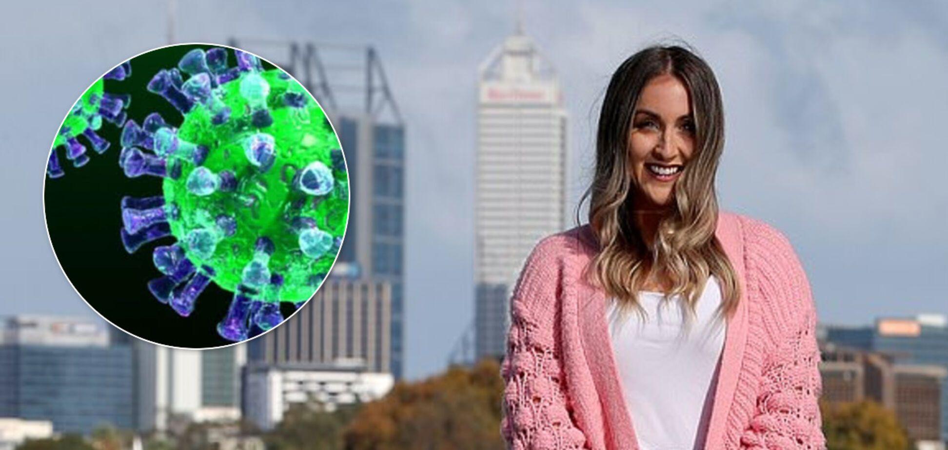 'Небезпечно для молодих і здорових': в Австралії 26-річна дівчина розповіла, як перемогла COVID-19