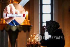 На Хмельниччині церковники з підозрою на COVID-19 відмовилися від тестування