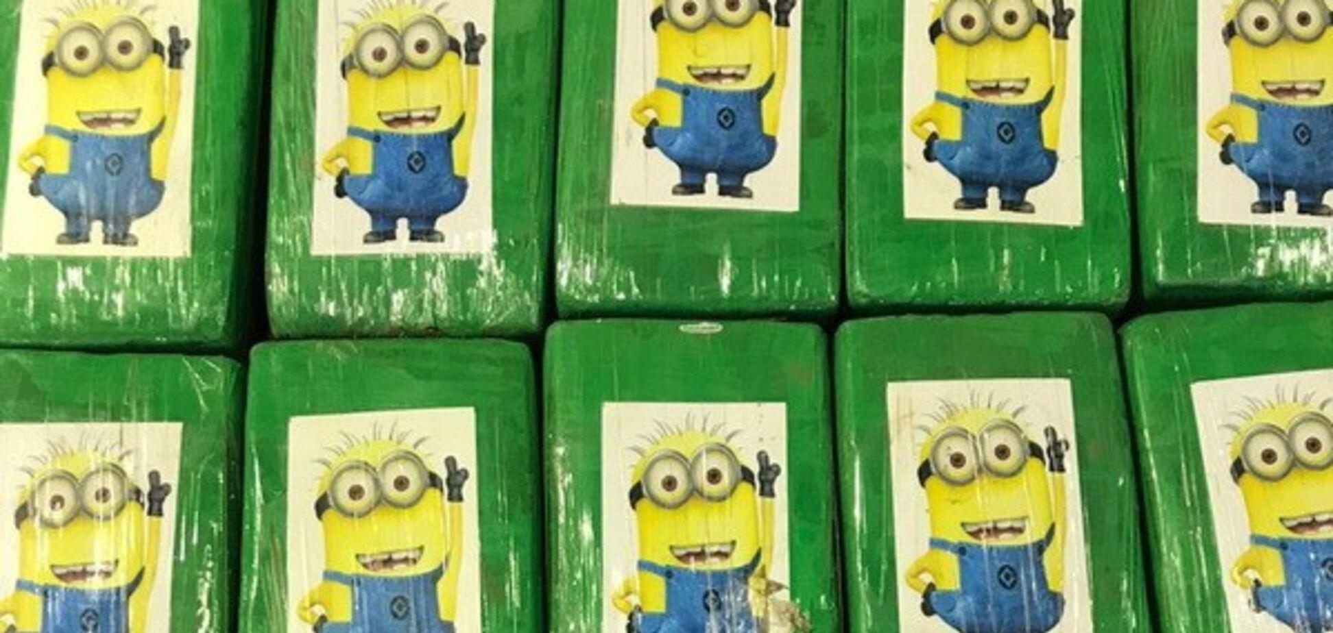 На Одещині в порту 'Південний' знайшли рекордні 53 кг кокаїну. Фото і відео