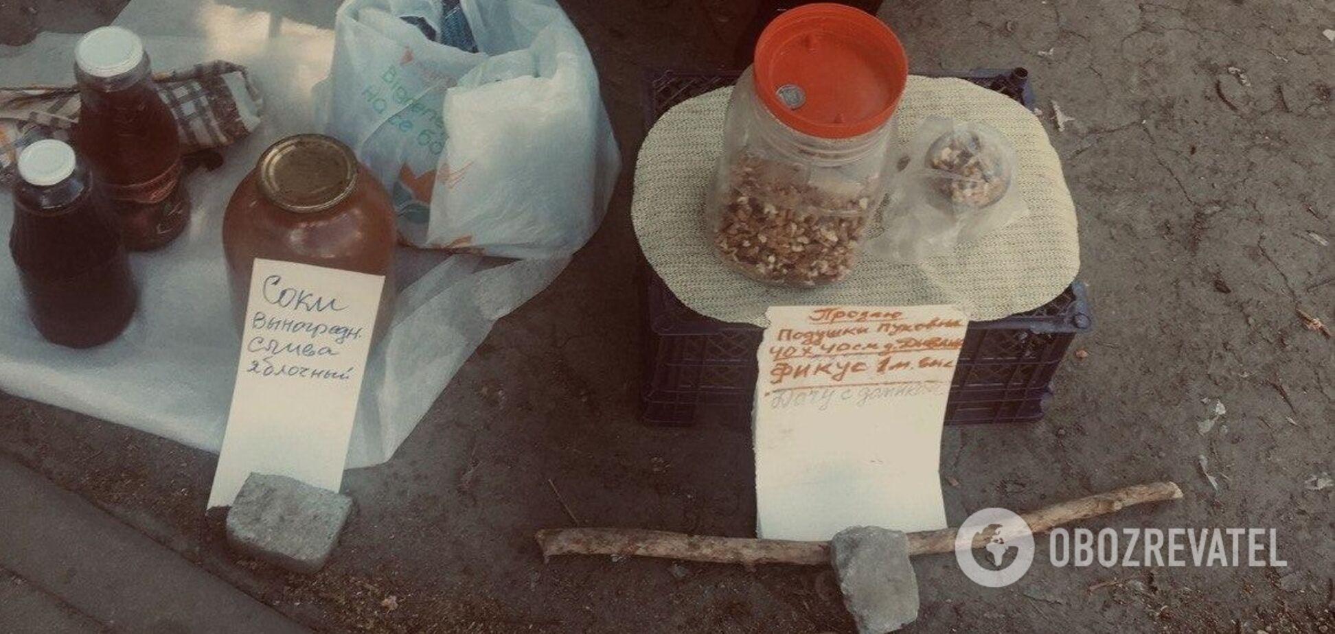 Сдают картон и собирают бутылки: как выживают пенсионеры Днепра во время карантина