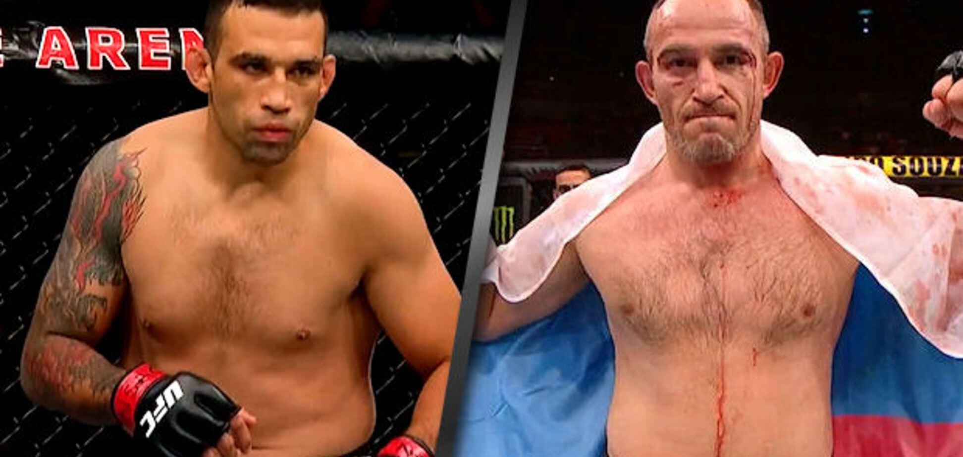 Олейник - Вердум: где смотреть бой UFC 249