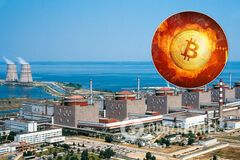 В Украине определили АЭС для майнинга криптовалют