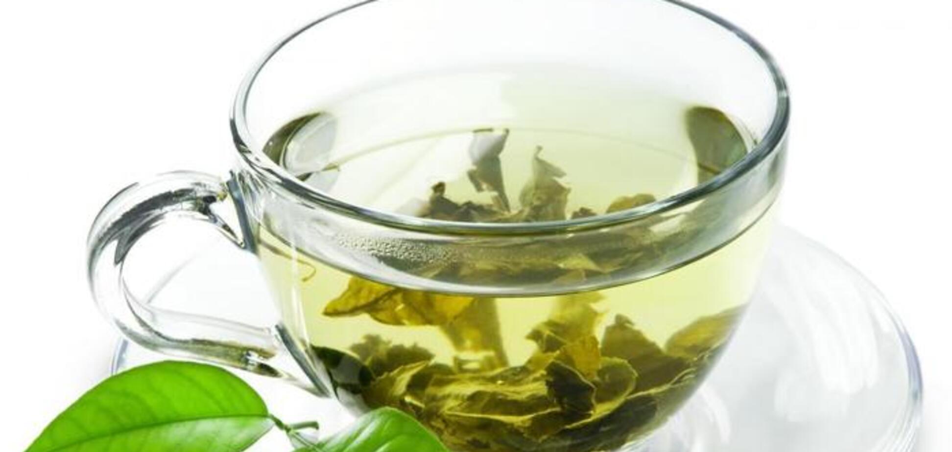Учені виявили ще одну властивість зеленого чаю