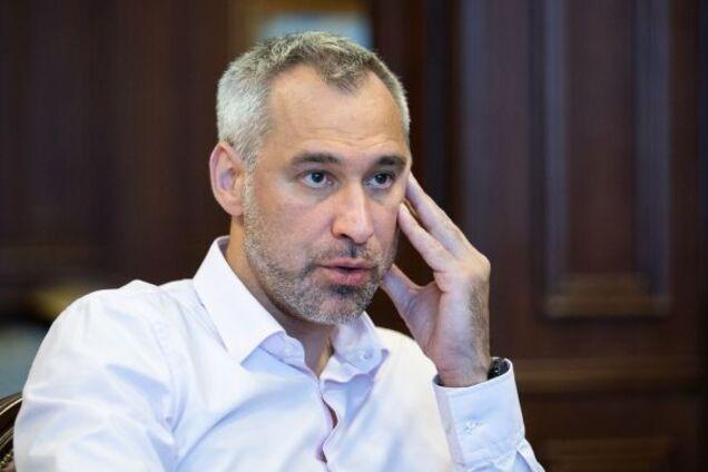 САП відкрила кримінальне провадження проти Рябошапки: від відреагував