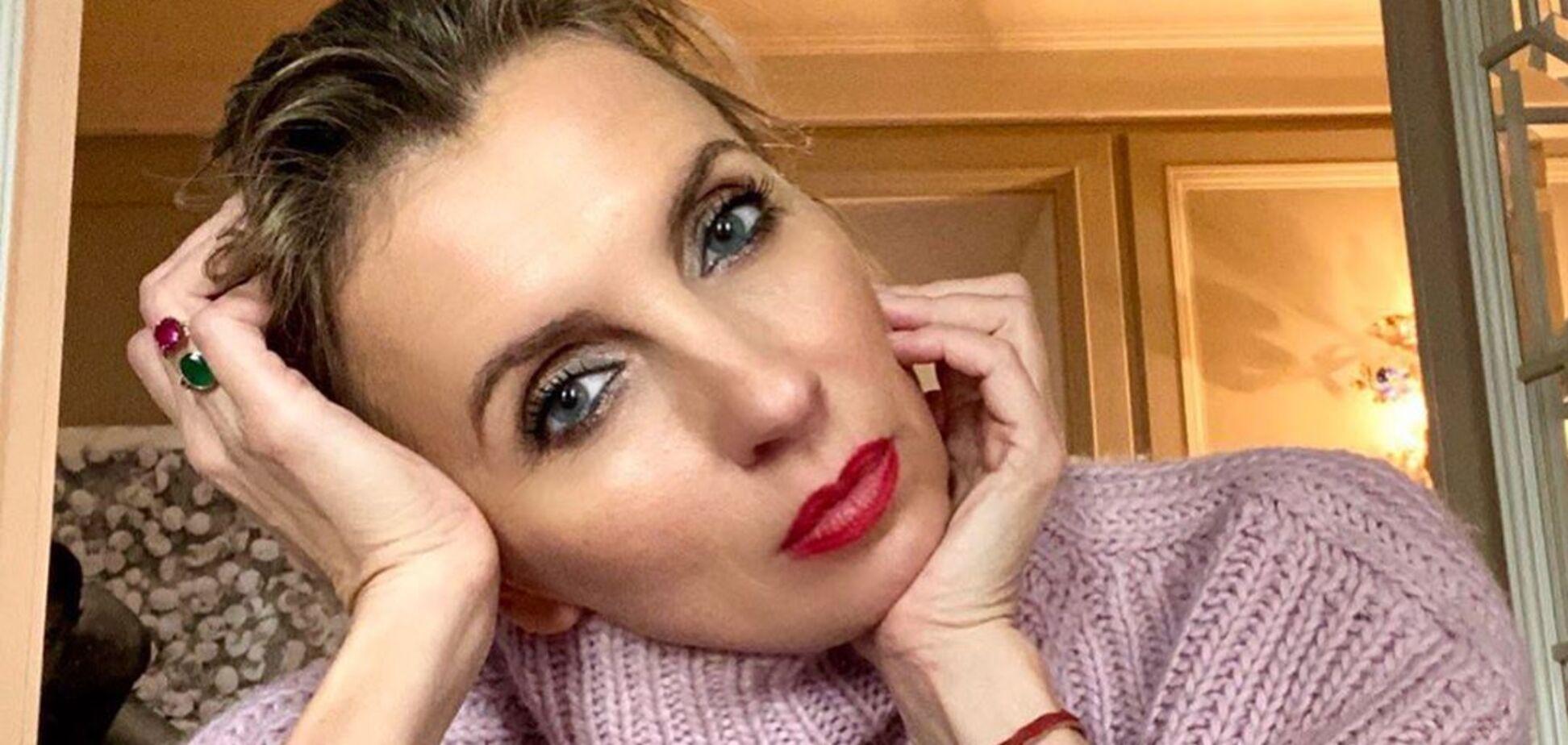 51-летняя экс-жена Бондарчука похвасталась телом в откровенном бикини