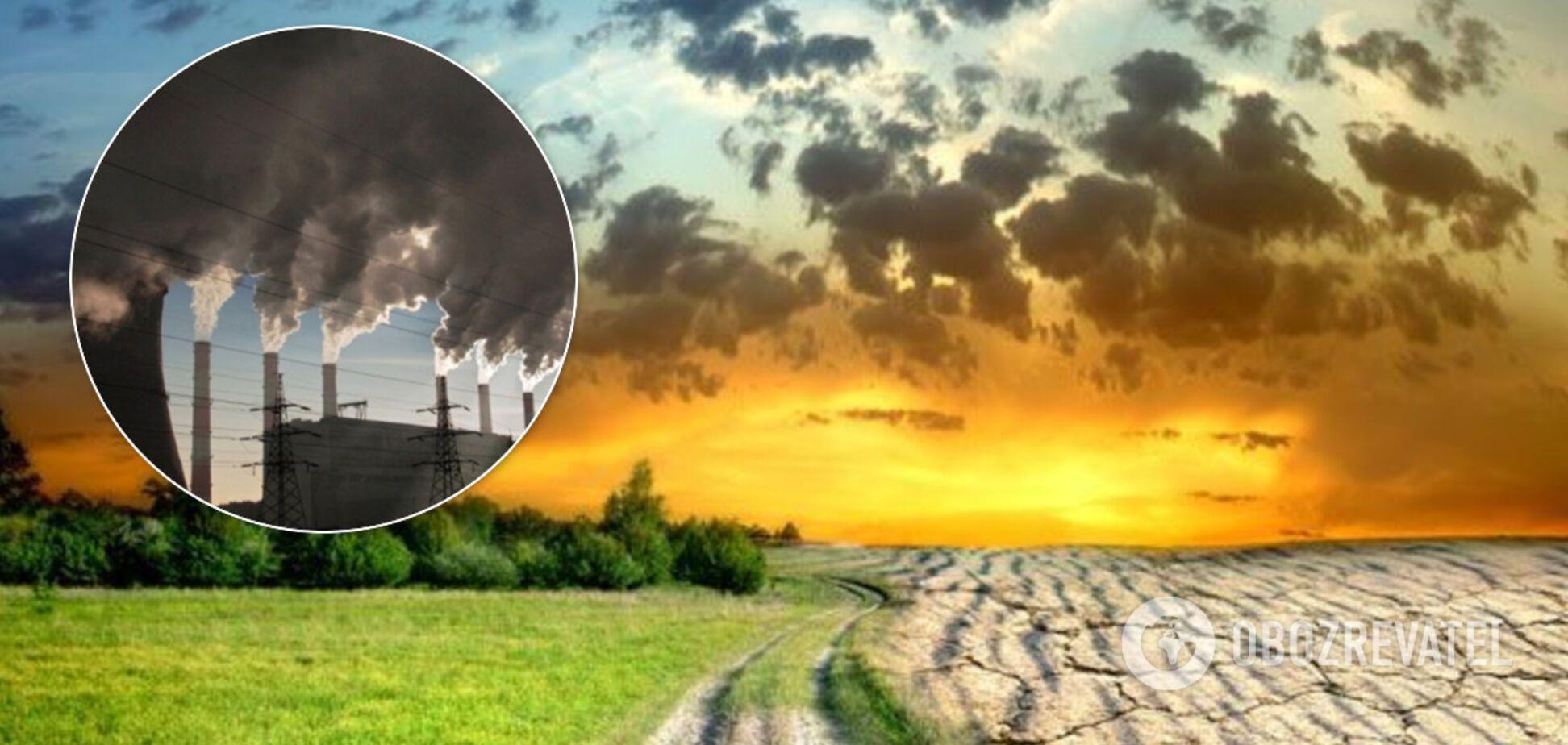 Вчені спрогнозували Землі нові катаклізми через спеку