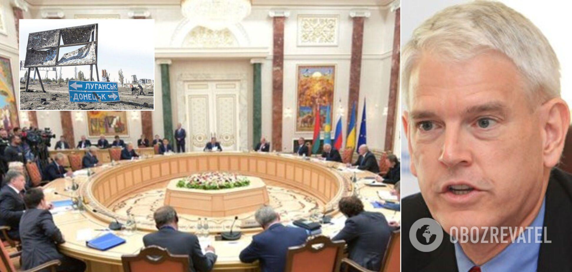 Экс-посол США в Украине скептически отнесся к новому 'Минску'