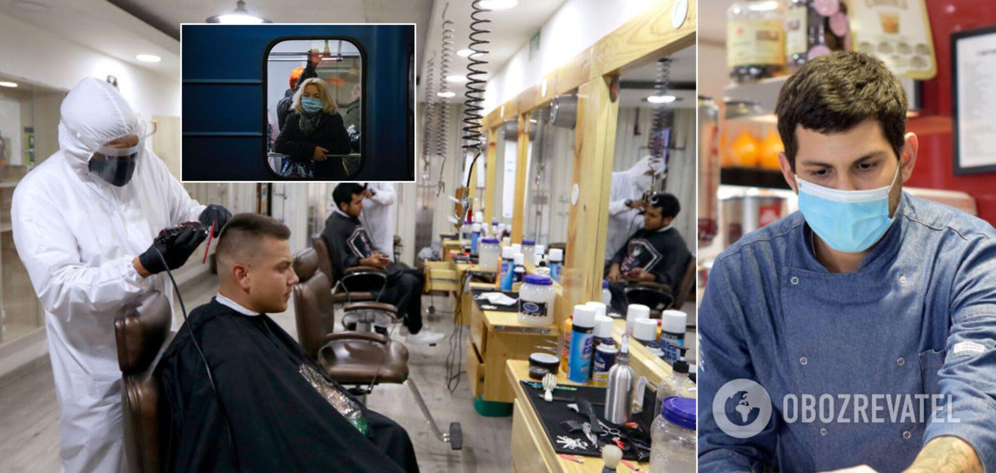 Можно ли подцепить COVID-19 в парикмахерской и супермаркете и чем крайне опасен лифт. Интервью с экс-главным санврачом Украины