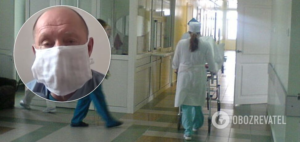 Голова лікарні на Сумщині оголосив голодування через нестачу фінансування