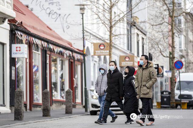 Выздоровели 97%: Исландия объявила о победе над коронавирусом