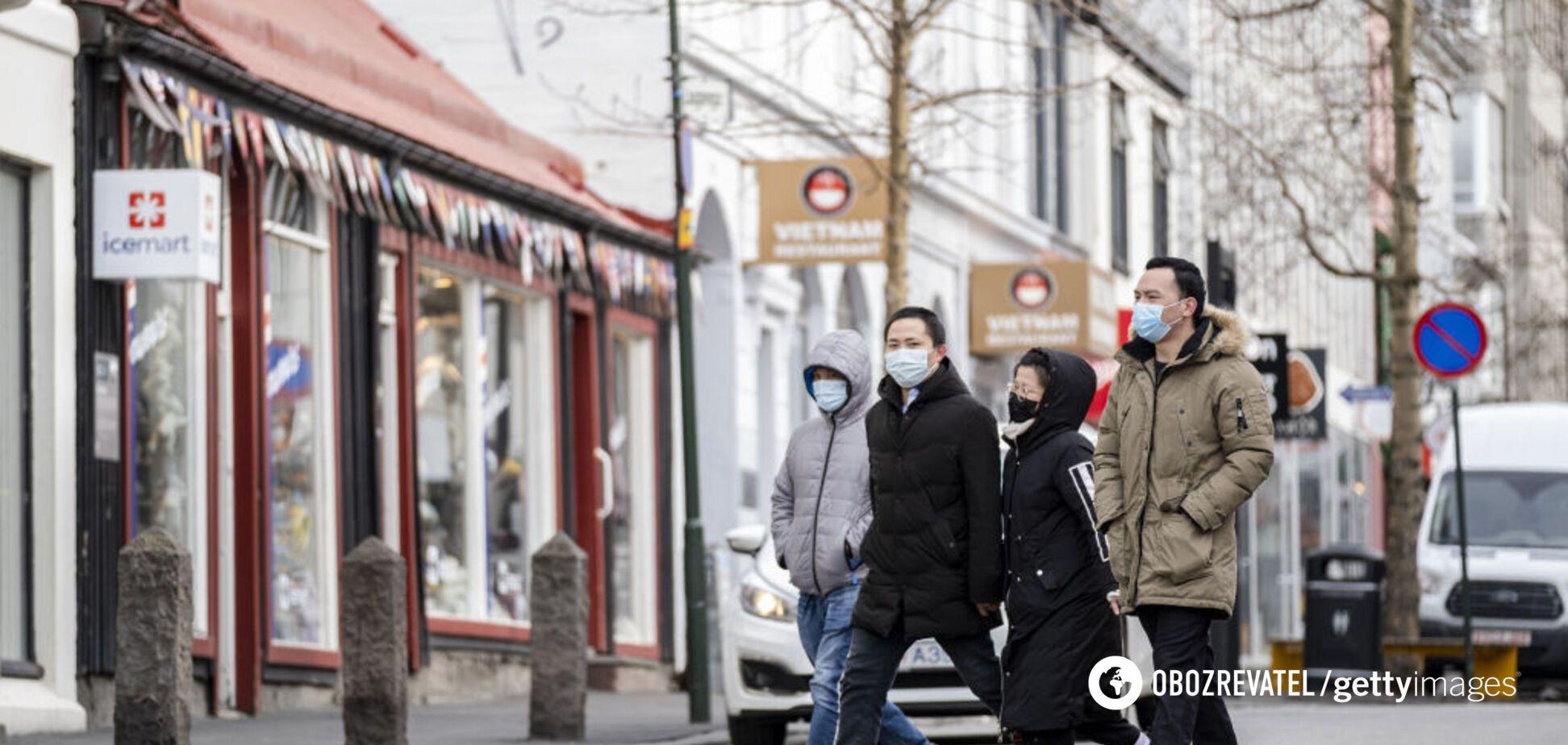 Исландия объявила о победе над коронавирусом: выздоровели 97%