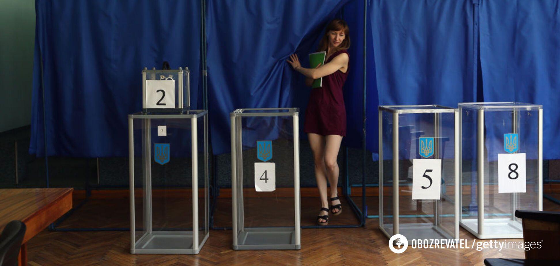Будет 5 бюллетеней: в 'Слуге народа' рассказали, когда пройдут местные выборы