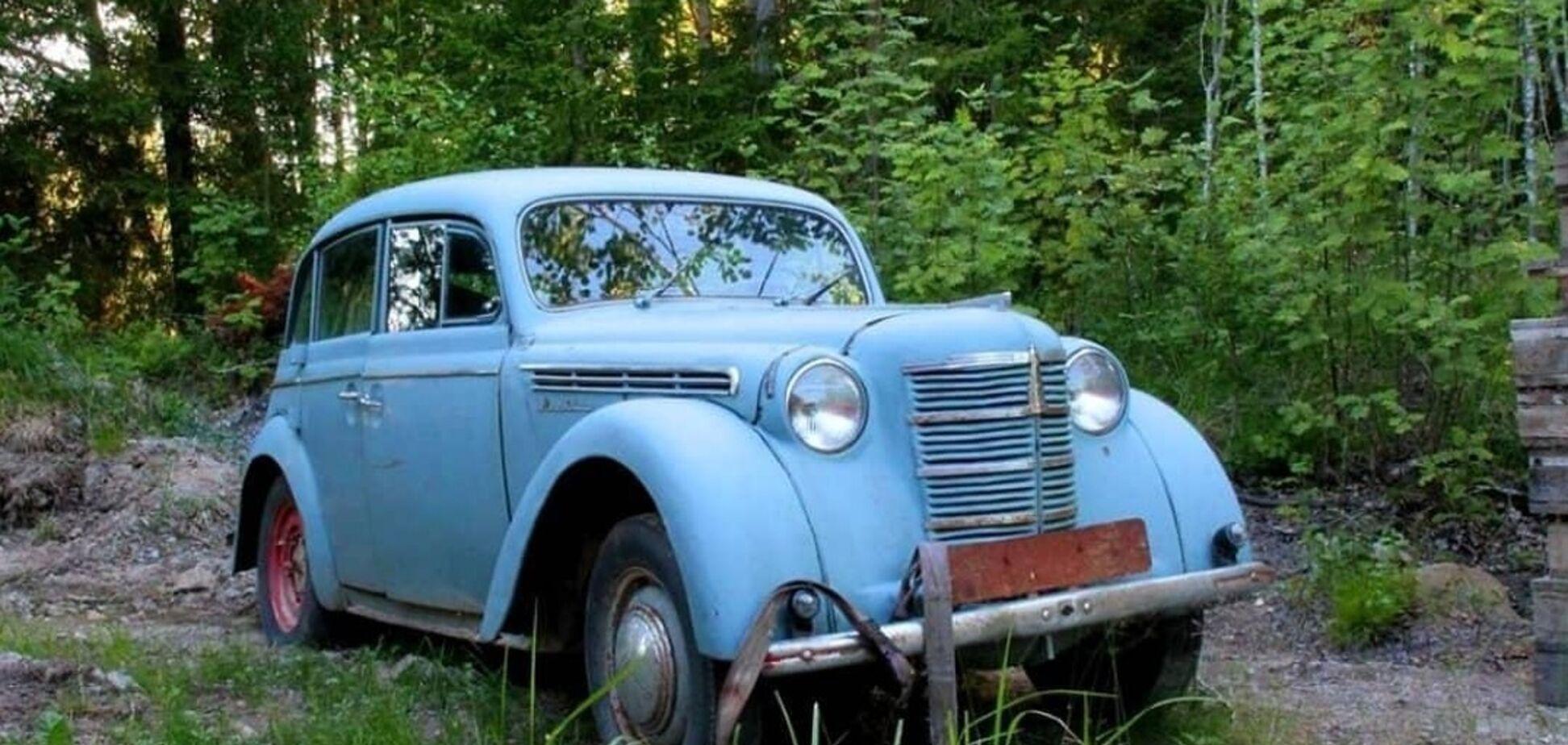 В лесах Финляндии нашли кладбище советских автомобилей