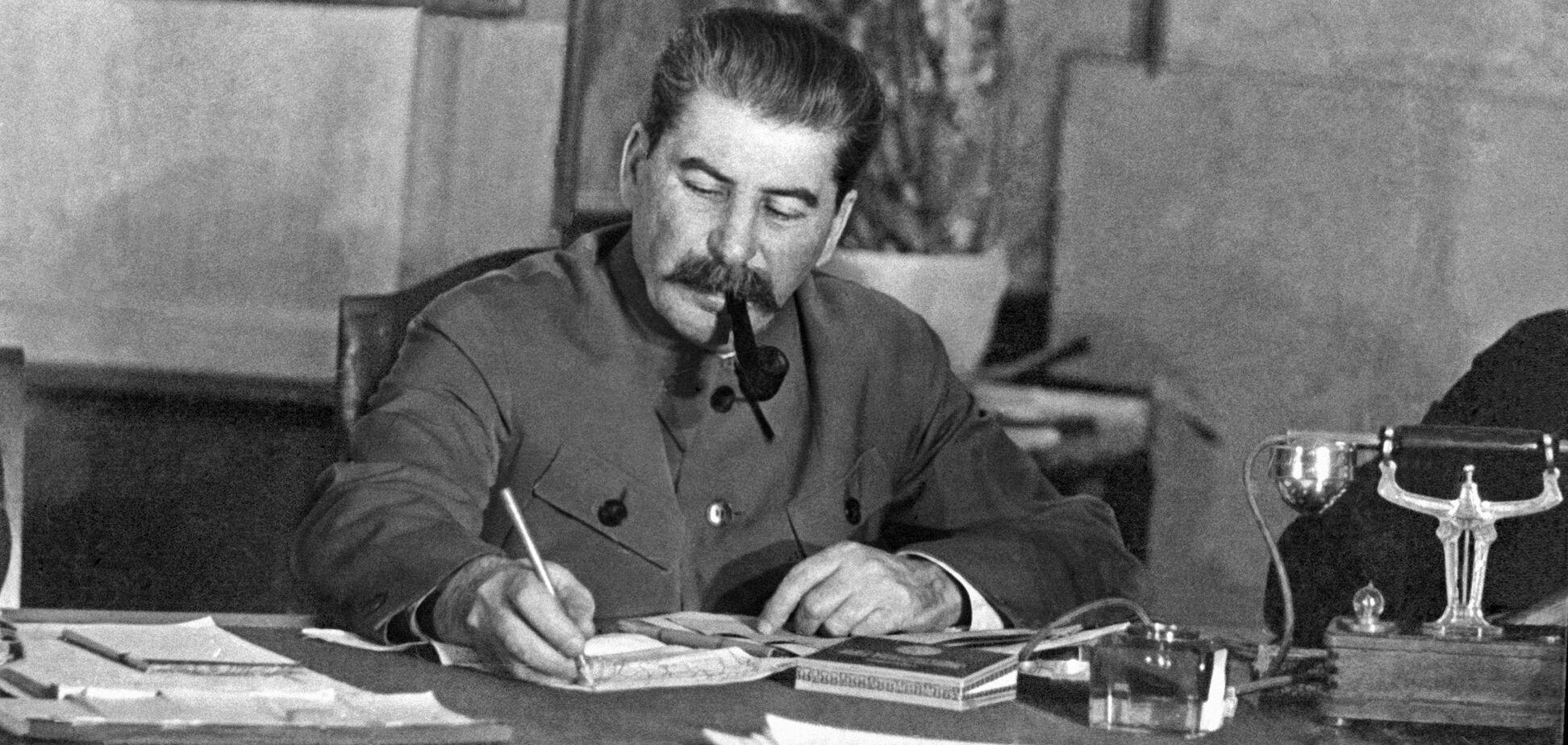 Вторая мировая война – особое преступление Сталина