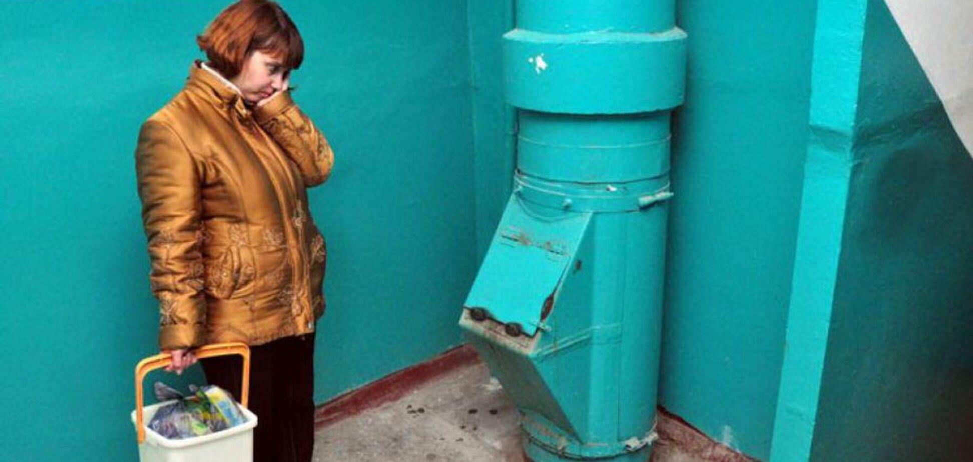 Отказ от мусоропроводов: европейский тренд, к которому приобщилась Украина