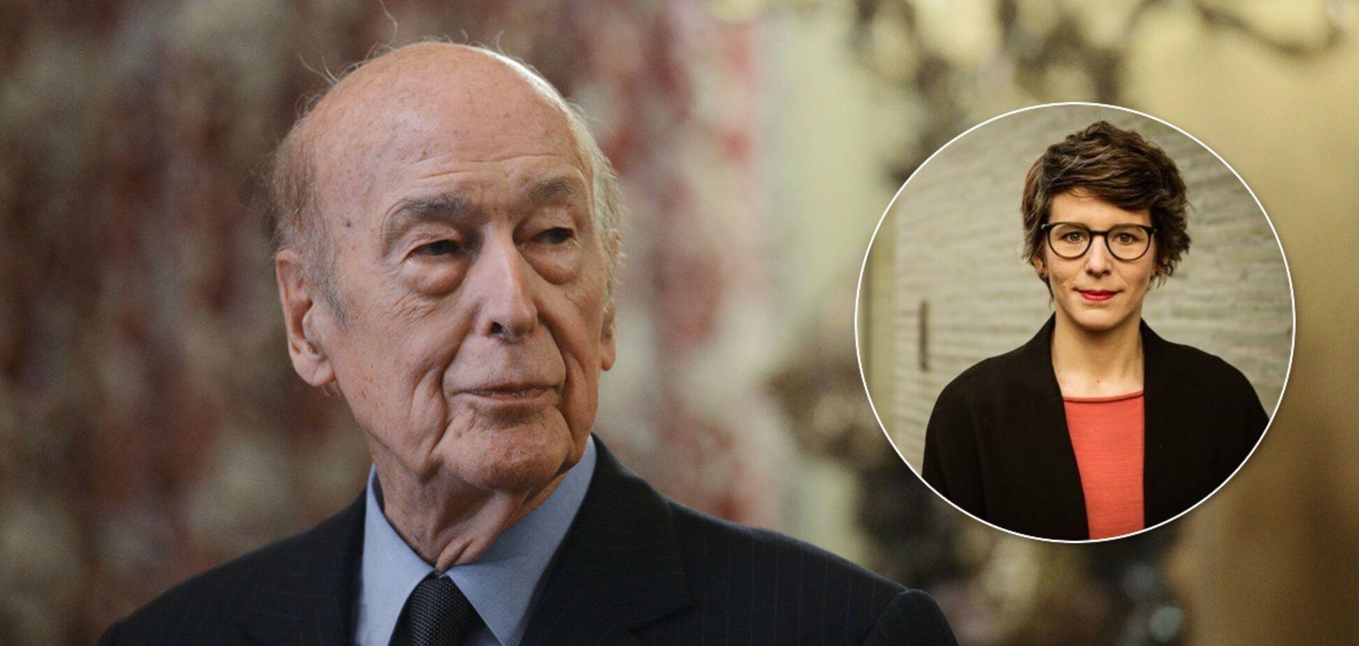Цілував і торкався сідниць: 94-річного експрезидента Франції звинуватили в домаганнях