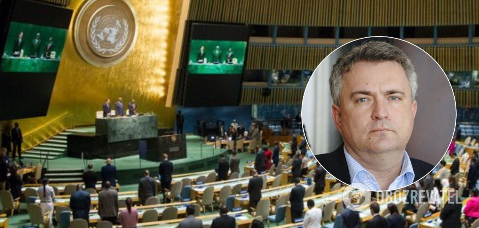 РФ готує нову ппровокацію в ООН: дипломат розкусив задум