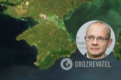 Росія сама відмовиться від Криму і поверне його Україні – Умланд
