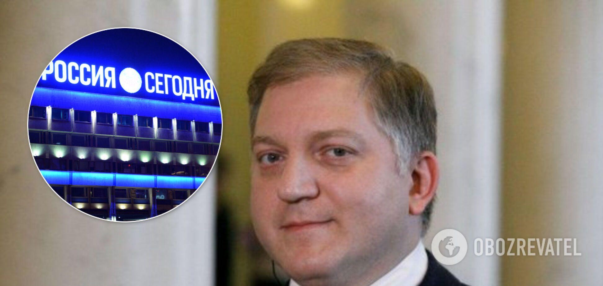 У РФ влаштували телеміст із українським нардепом і захотіли 'дружби'