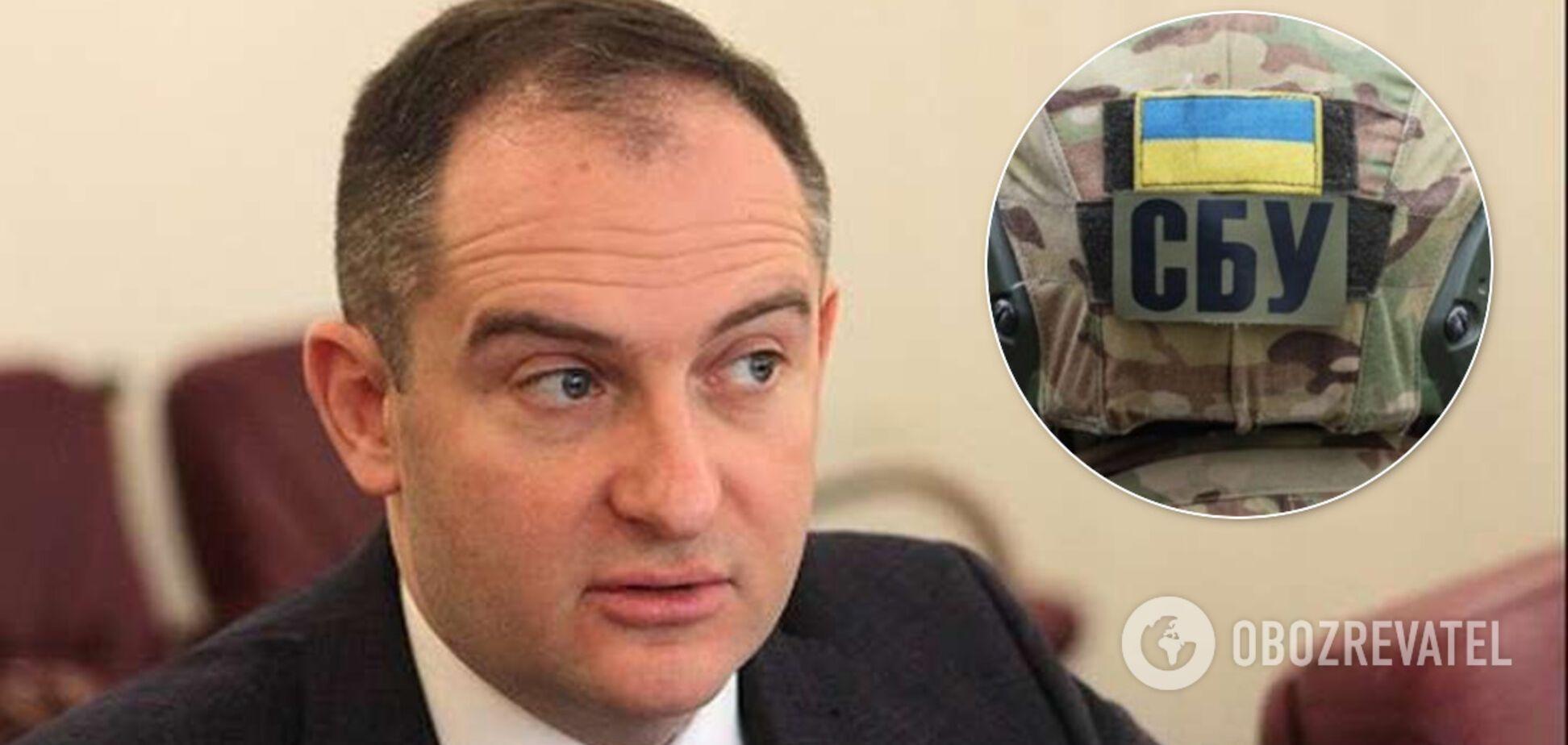 СБУ провела обыски у экс-главы налоговой Верланова: все детали