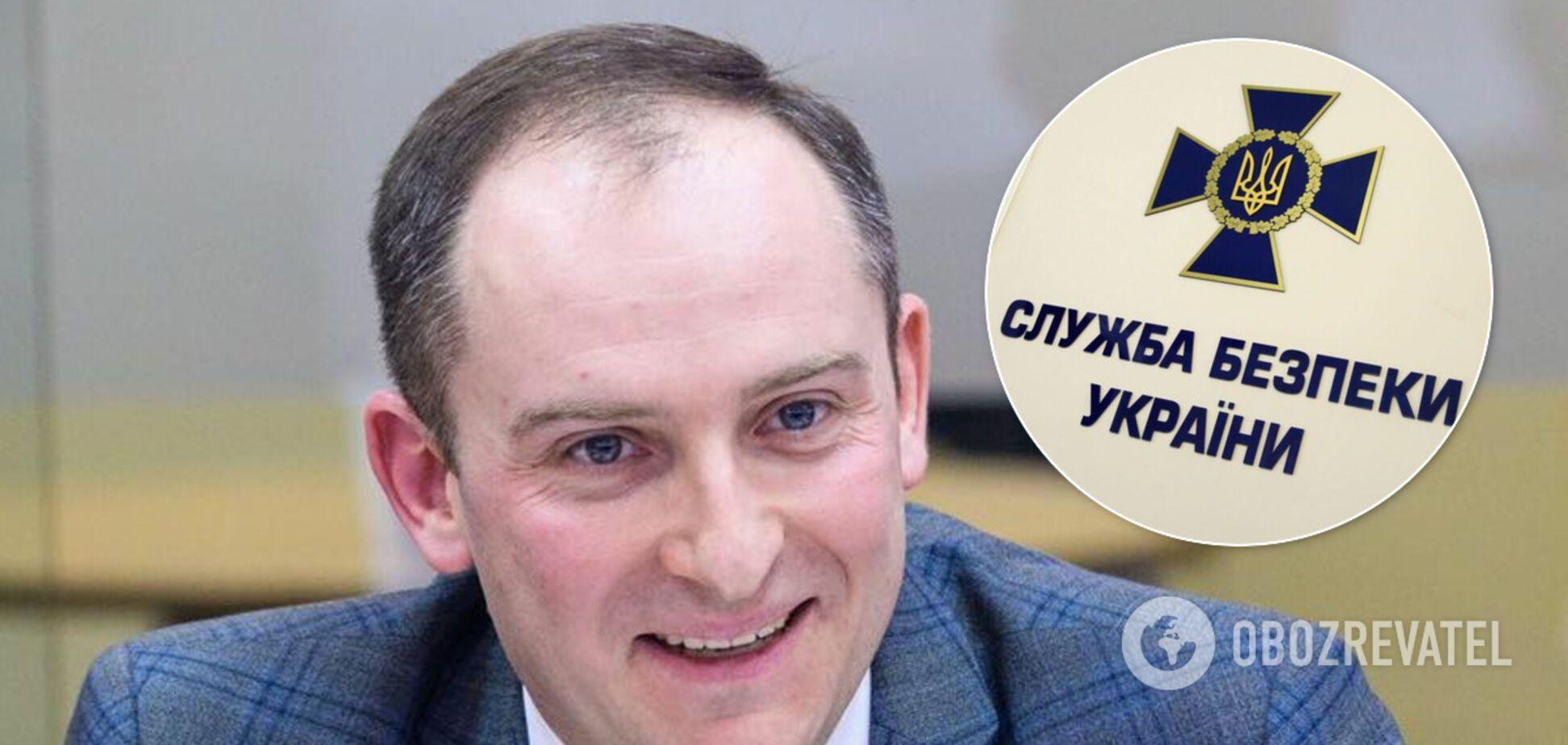 Обшуки у Верланова: в СБУ озвучили гучну причину