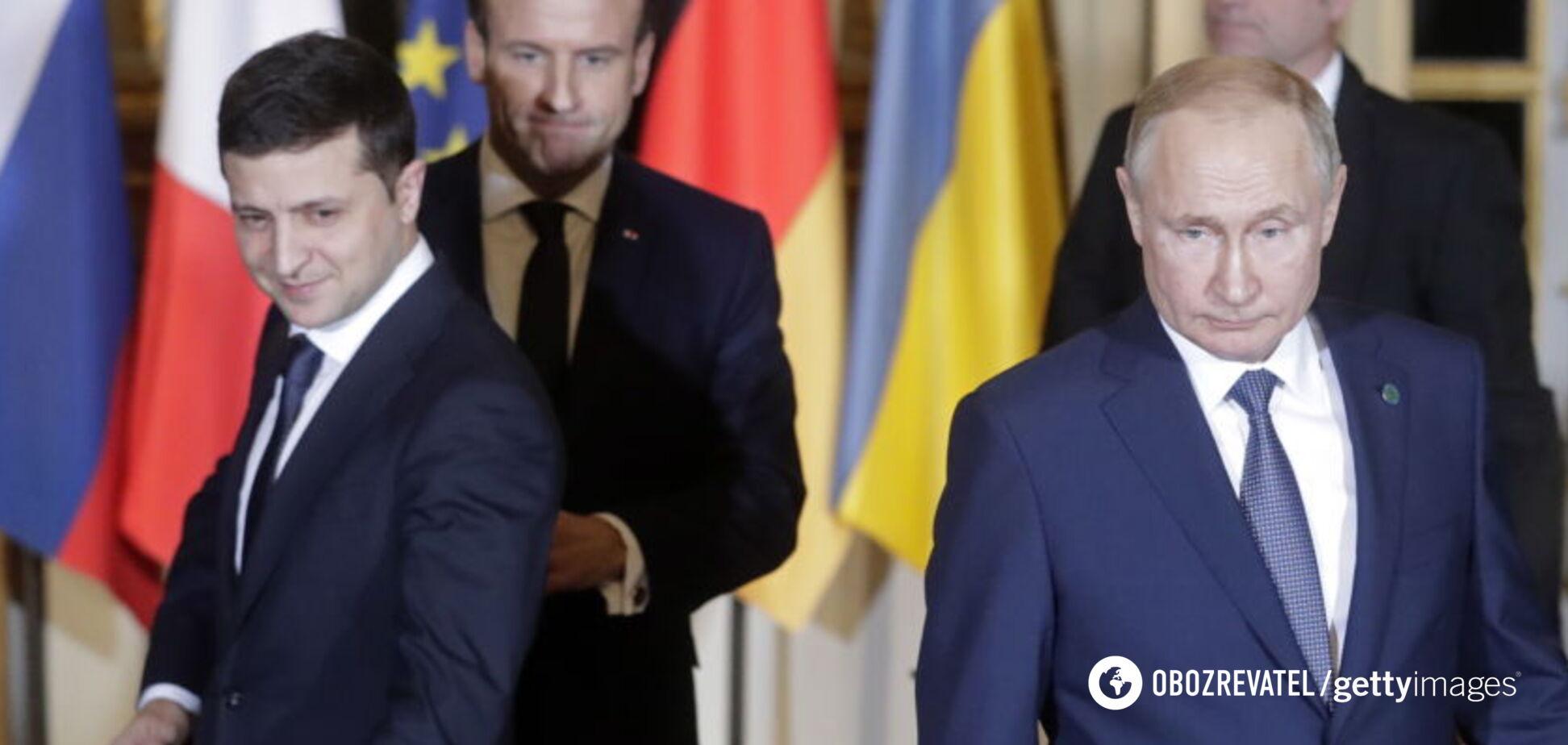 Зеленський 'зробив' Путіна в Парижі, 'дідусь скулився', ноги танцювали – Кошовий