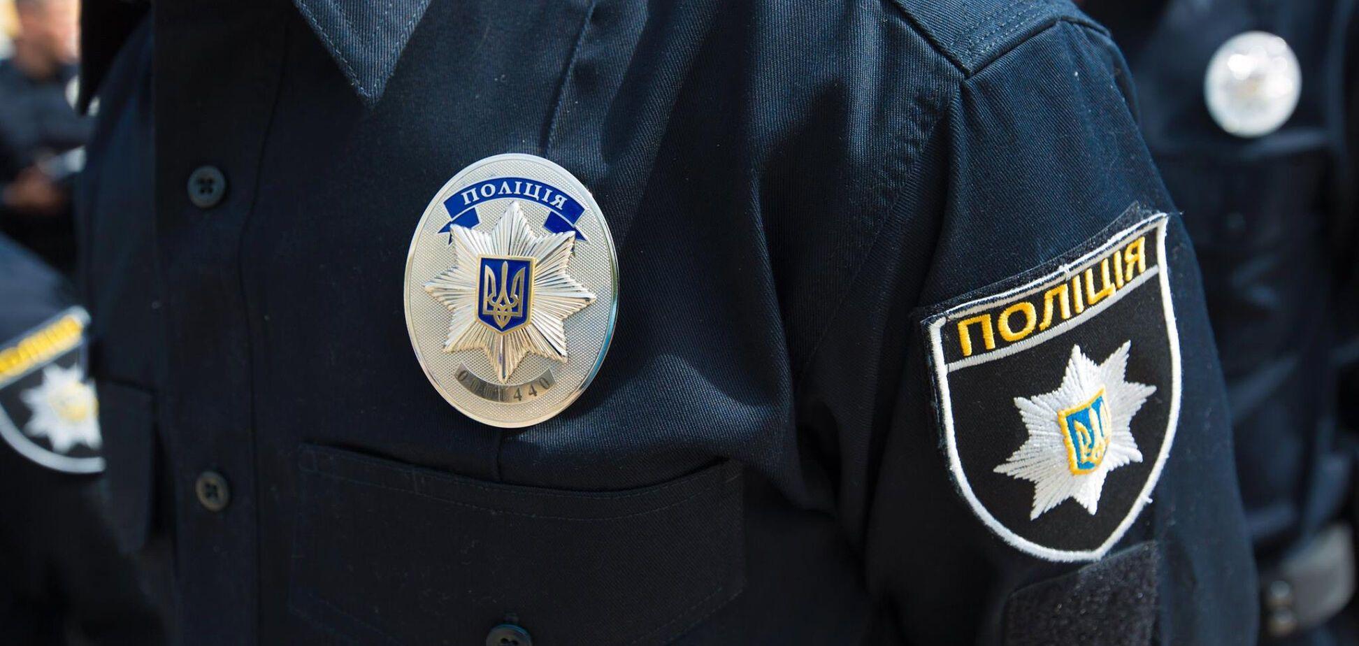 На Київщині чоловік влаштував стрілянину на власному подвір'ї. Ілюстрація