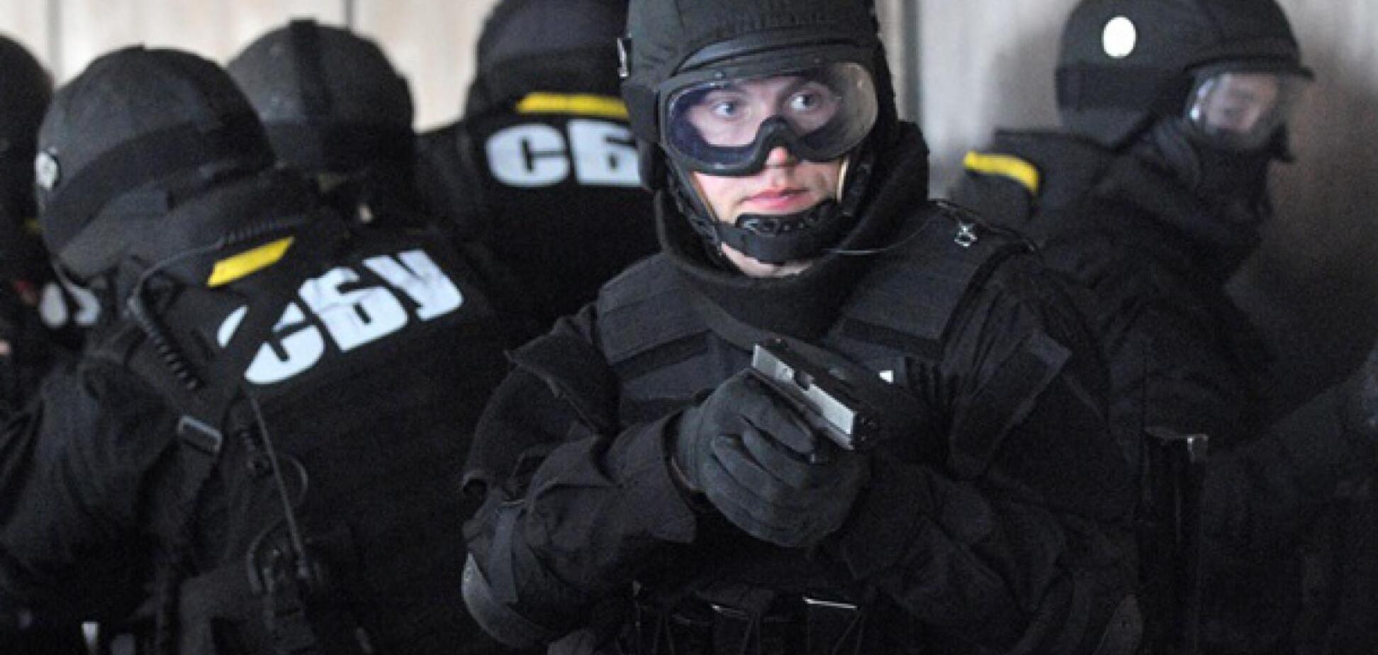 На Полтавщині зловили терориста з бази Інтерполу: відео затримання
