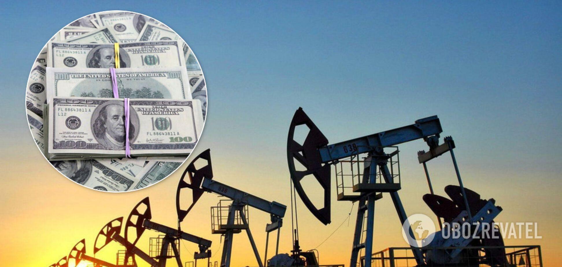 Ціни на нафту побили новий рекорд
