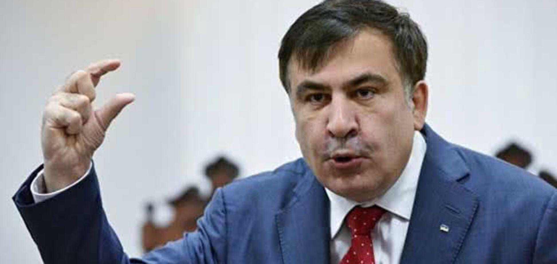 Саакашвили будет выступать против сотрудничества с МВФ – политолог