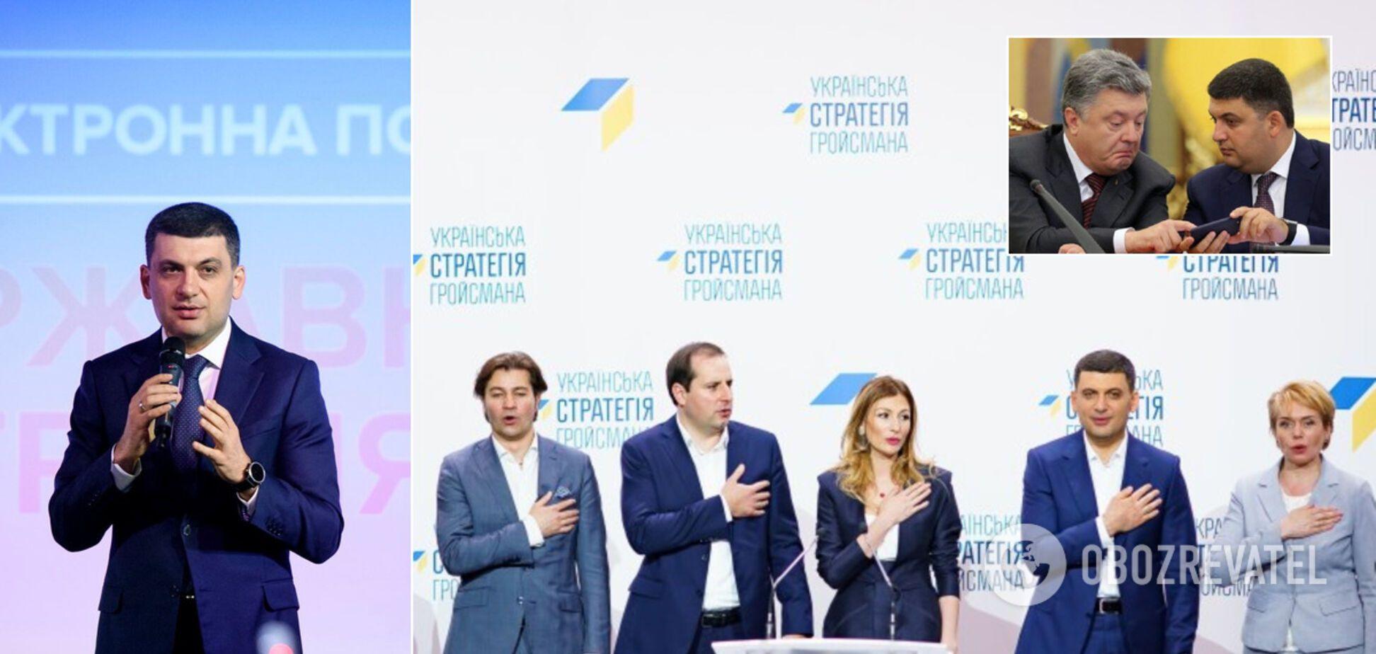 О Донбассе, конфликте с Порошенко и что Зеленский делает не так. Интервью с Гройсманом