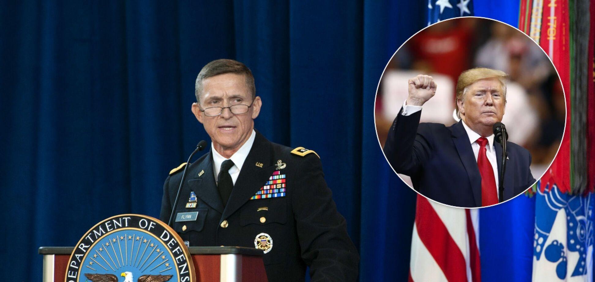 У США раптово закрили справу ексрадника Трампа, який зізнався, що брехав ФБР про Росію