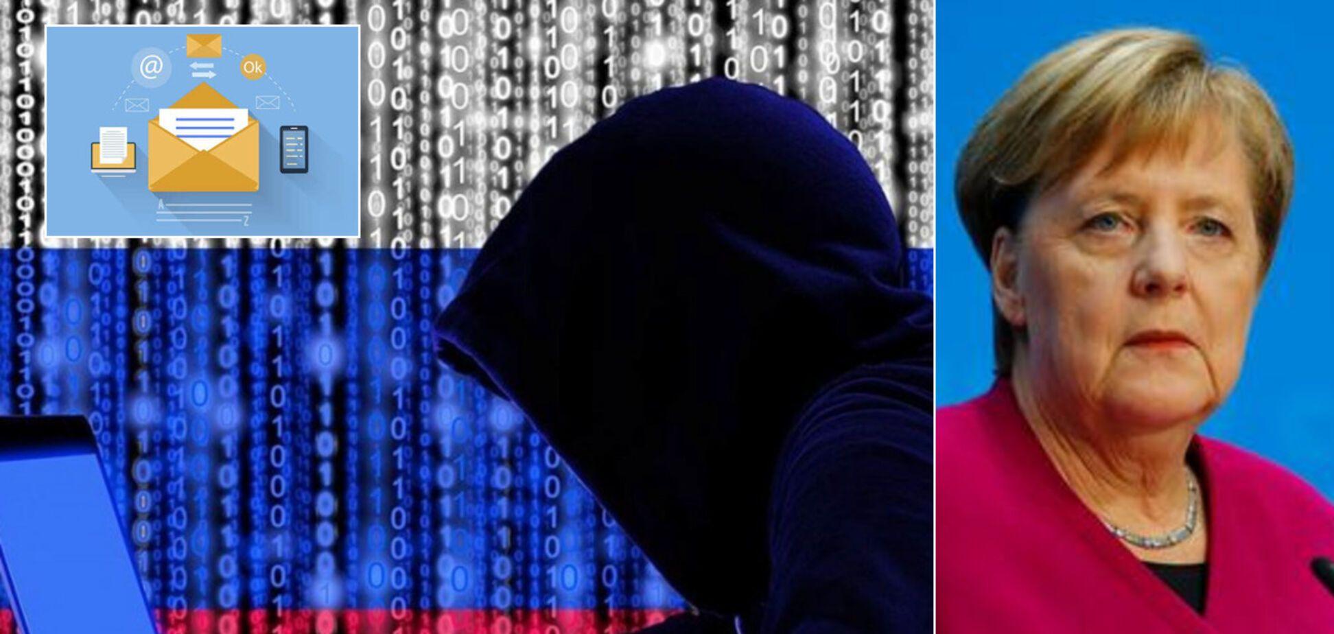 Разведка России взломала почту Меркель: разгорается шпионский скандал