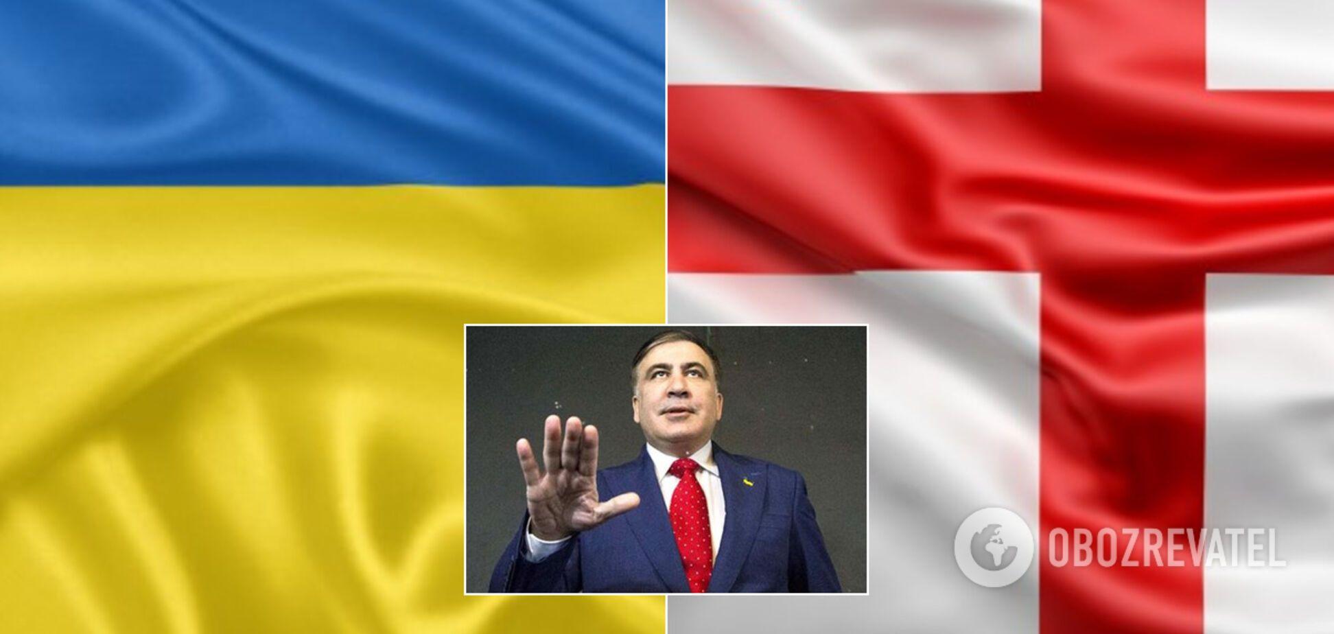 Грузія відкликала для консультацій посла з України через призначення Саакашвілі
