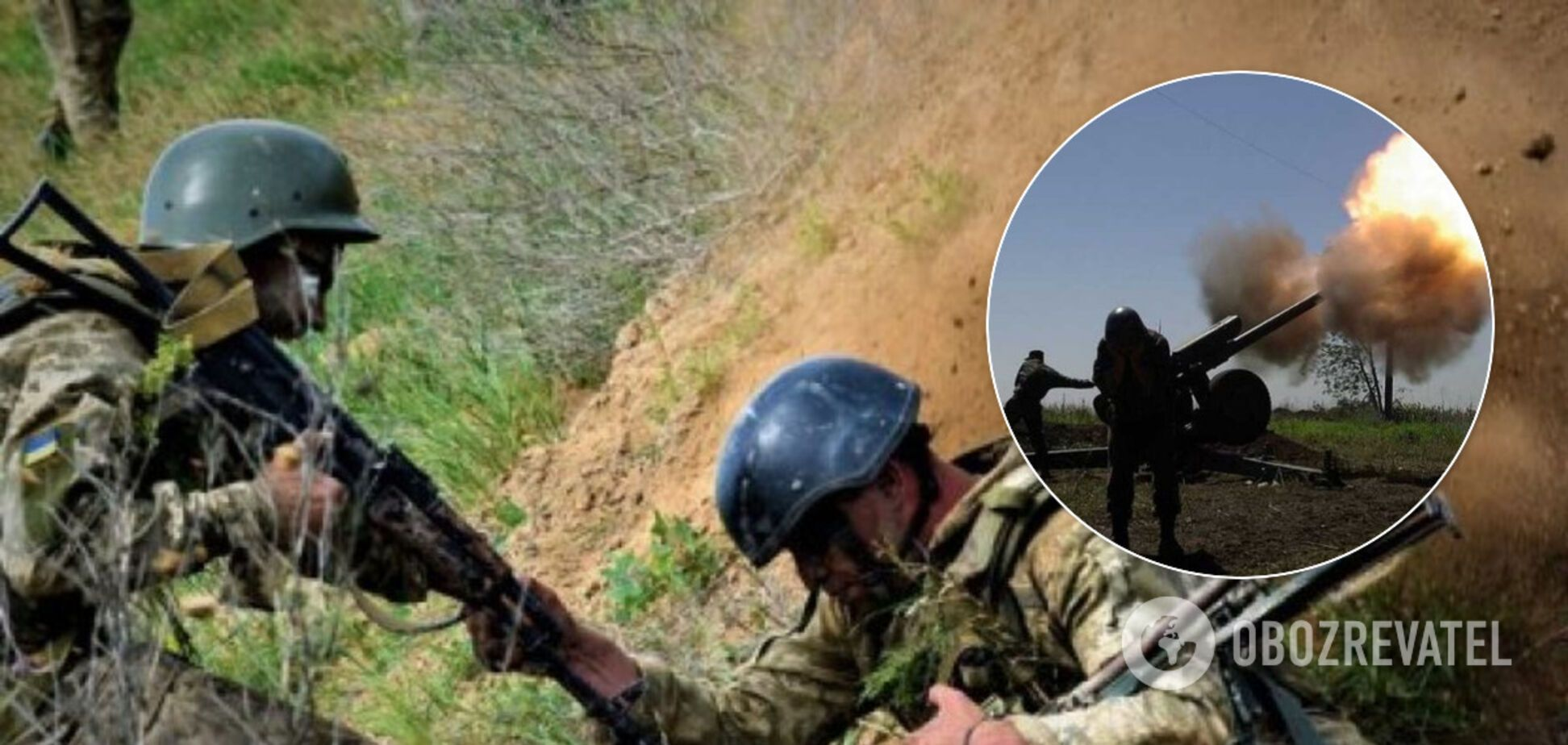 На Донбасі розв'язалися пекельні бої: багато вбитих і поранених