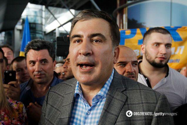 Михеил Сакашвили
