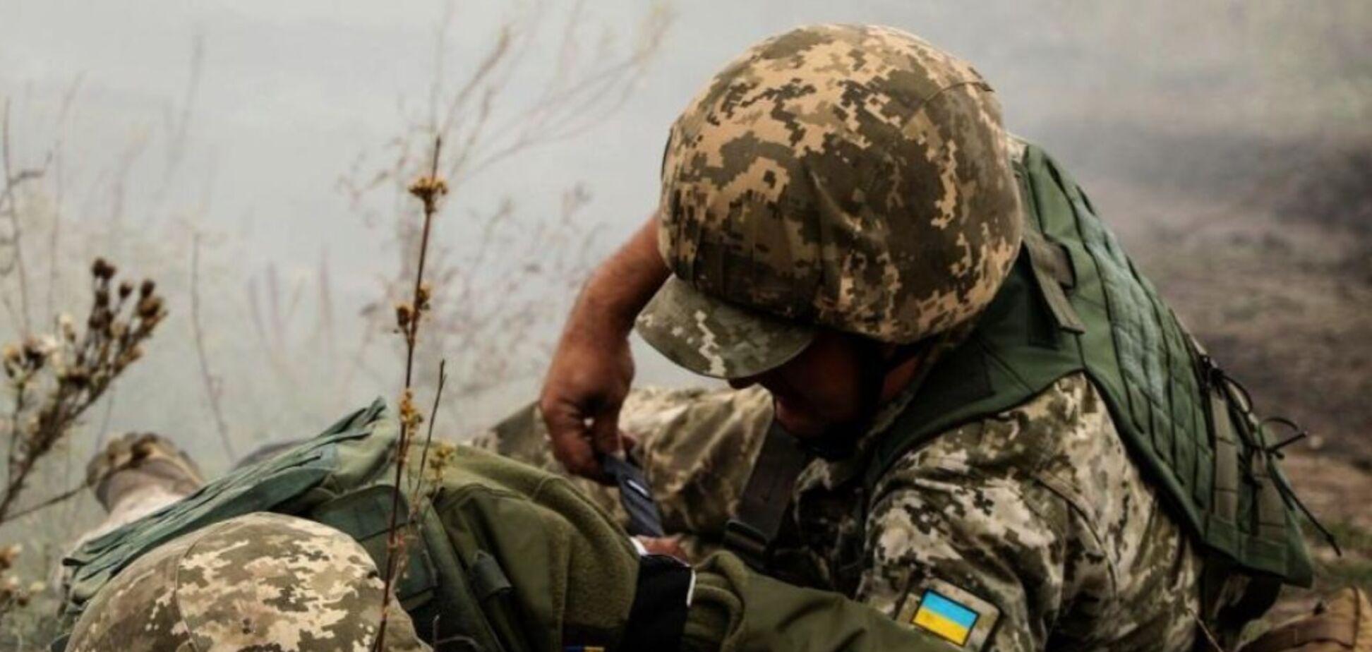 Российские военные ранили бойца ВСУ под Авдеевкой