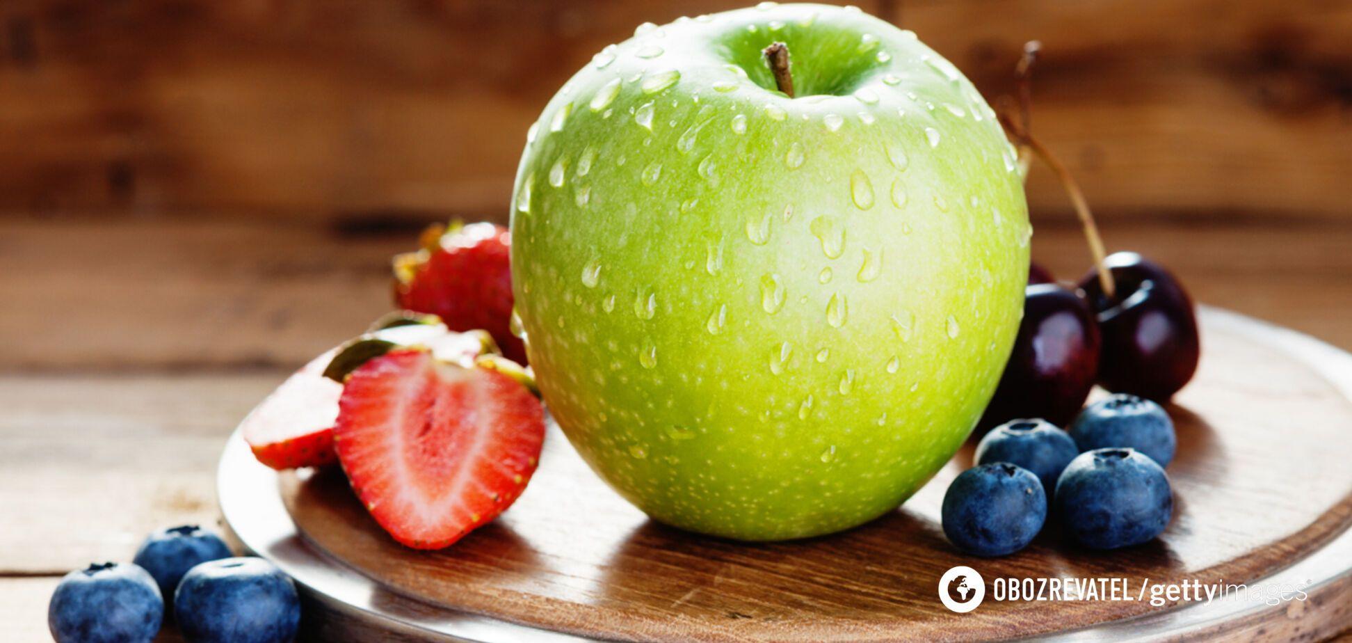 5 сортов фруктов и ягод, способных сделать женщину еще красивее