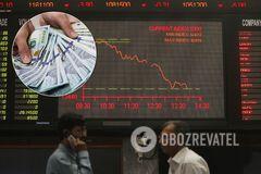 J.P. Morgan ухудшил прогноз по экономике Украины: что будет с курсом