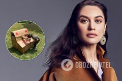 Ольга Куриленко викликала скандал через Дня перемоги