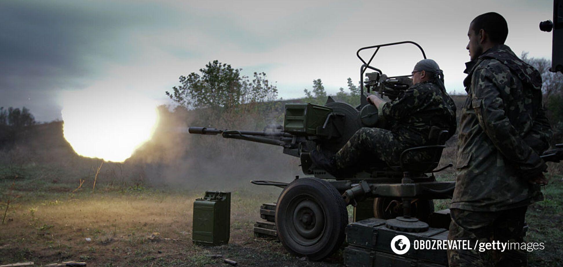 Найманці Росії вдарили по ЗСУ ракетою: заява Міноборони