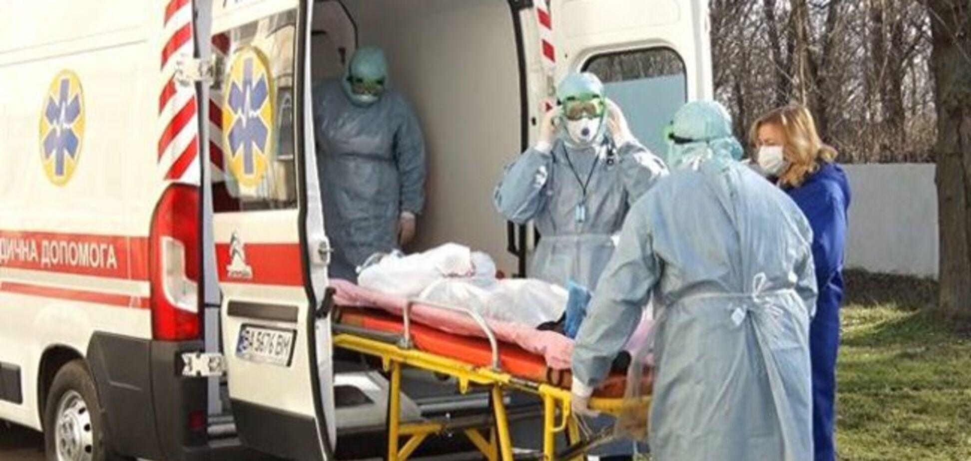 У Кривому Розі зафіксовано новий випадок смерті від коронавірусу