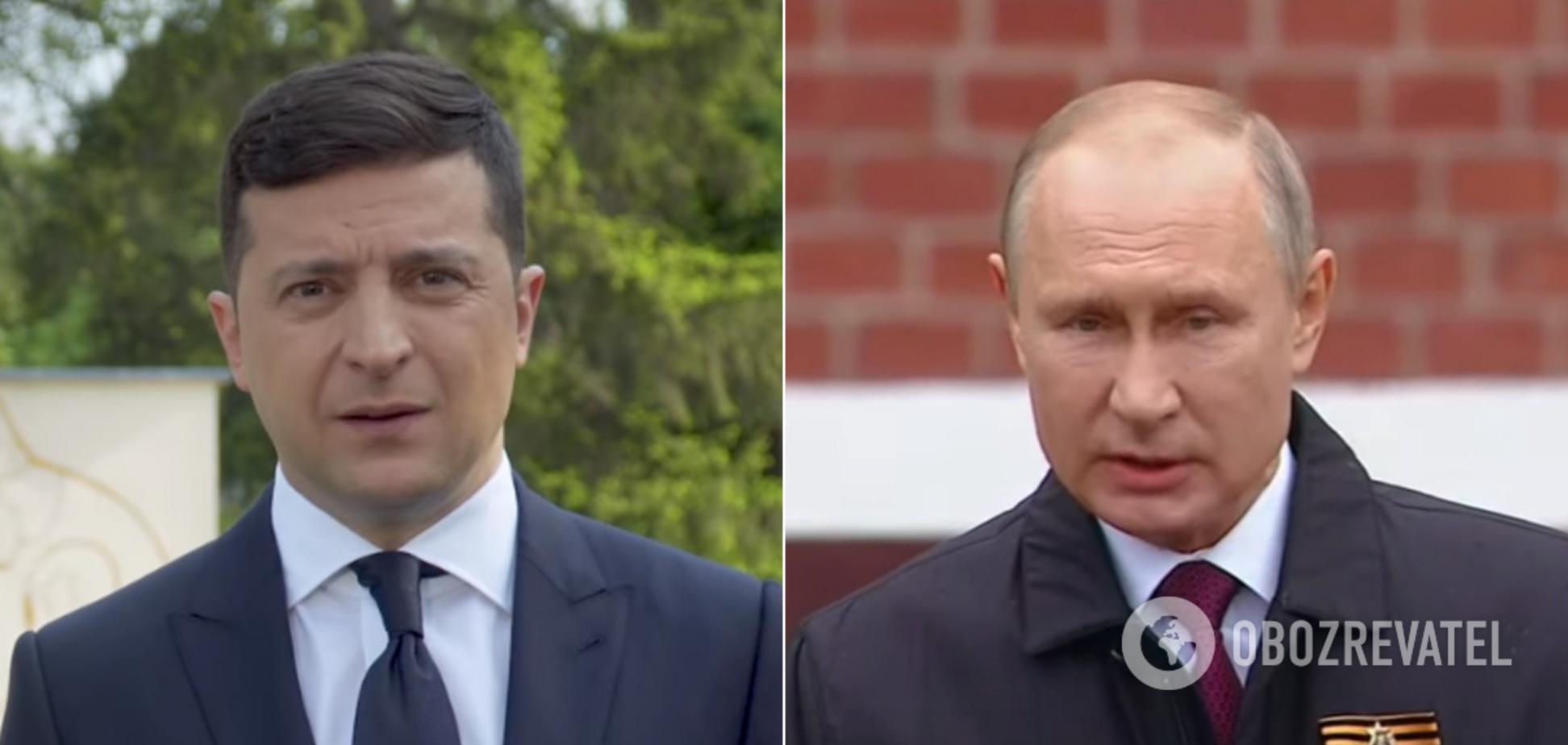 Зеленский высказался о поездке на военный парад к Путину