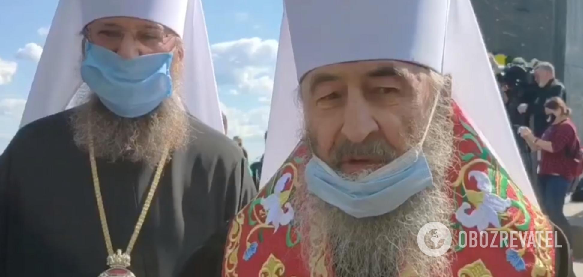 Онуфрій закликав 'простіше ставитися' до смертей українців від COVID-19
