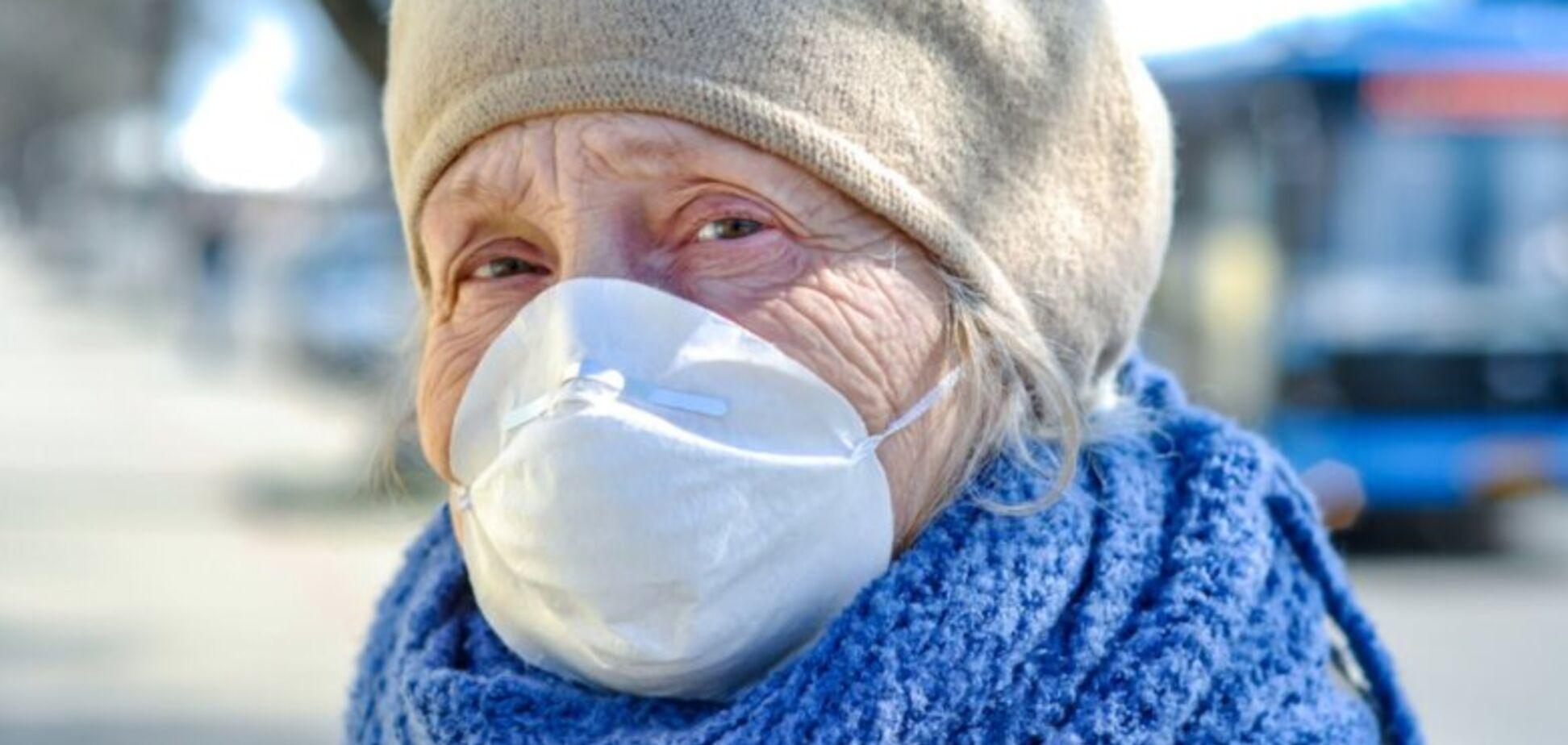 Під Києвом коронавірус спалахнув у будинку для людей похилого віку: є жертви і десятки заражених