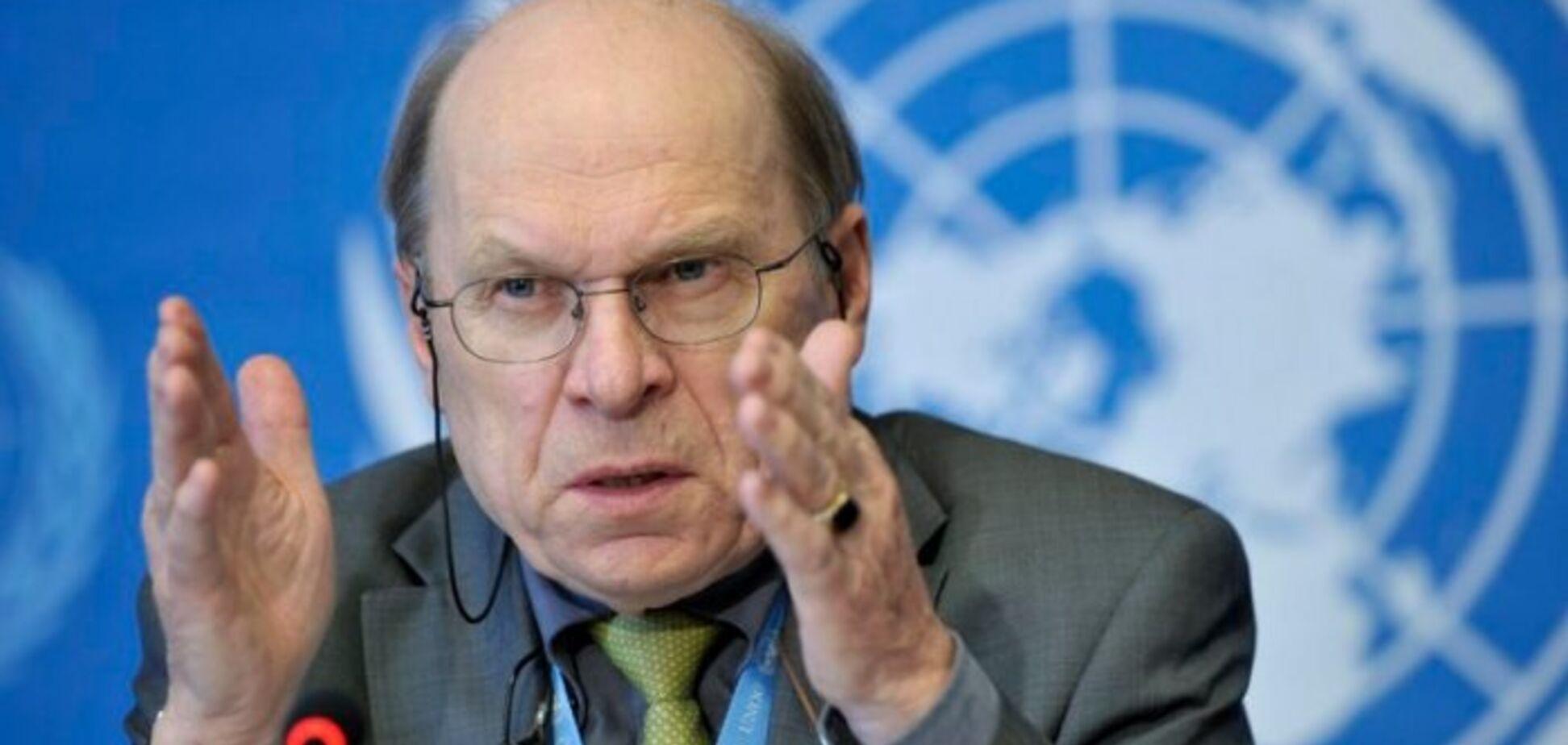 Представник ОБСЄ Фріш, який 'подружився' з терористами, зірвав обмін полоненими – ЗМІ