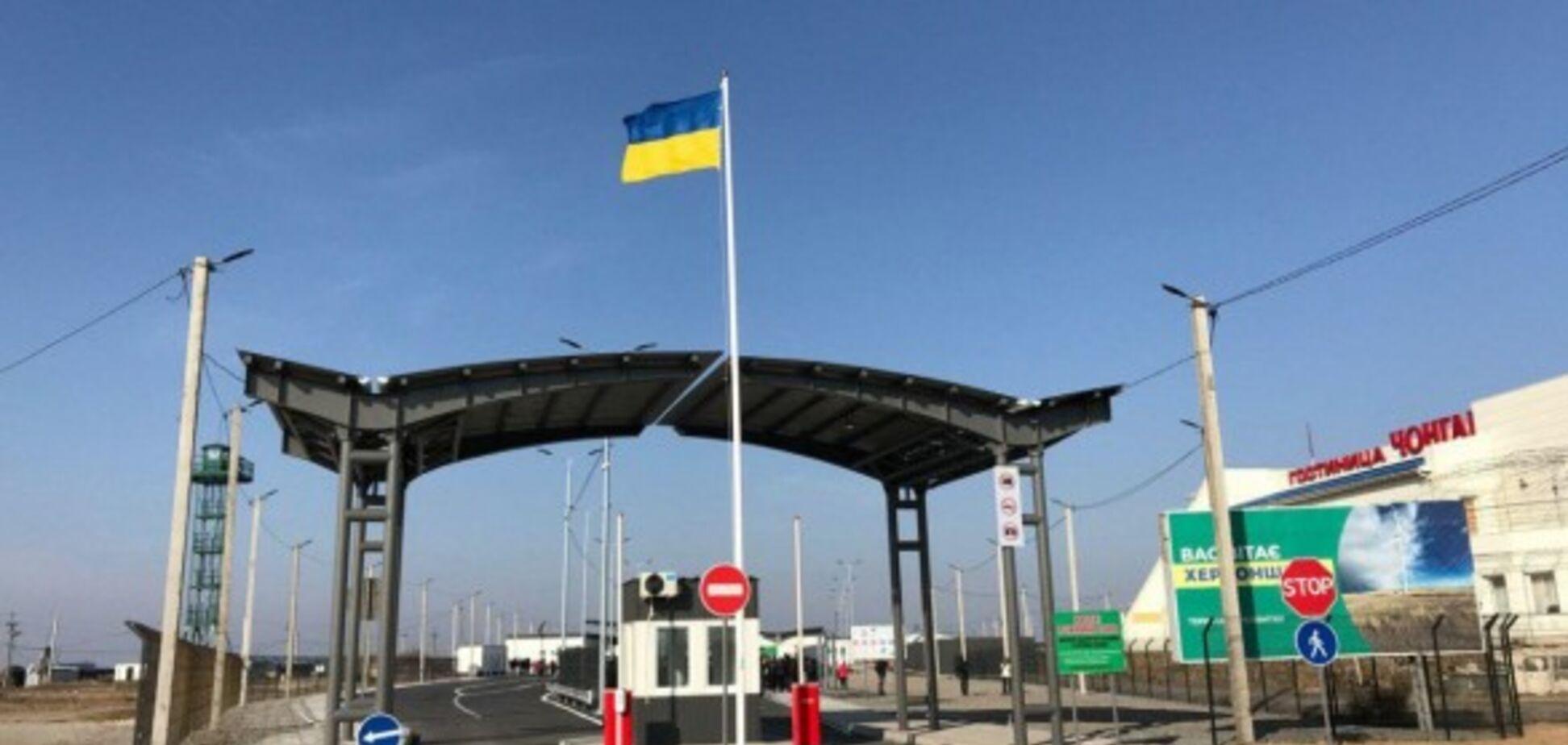 Выходил на связь: всплыли подробности о похищении украинского военного на админгранице с Крымом