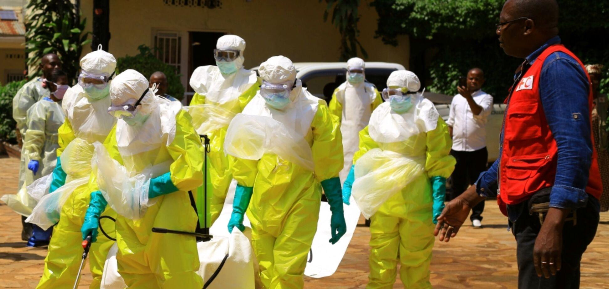 ВООЗ попередила про нову загрозу: в Конго зафіксували спалах Еболи