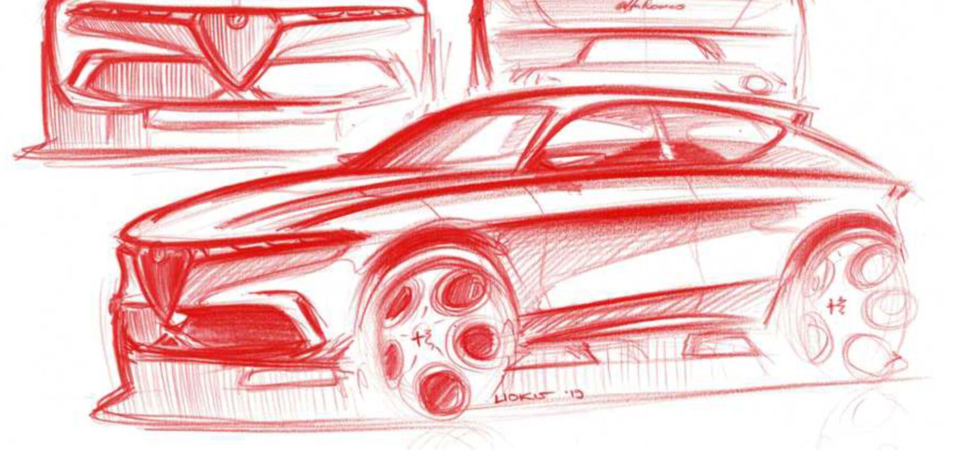 Электрический кроссовер Alfa Romeo получит платформу Peugeot