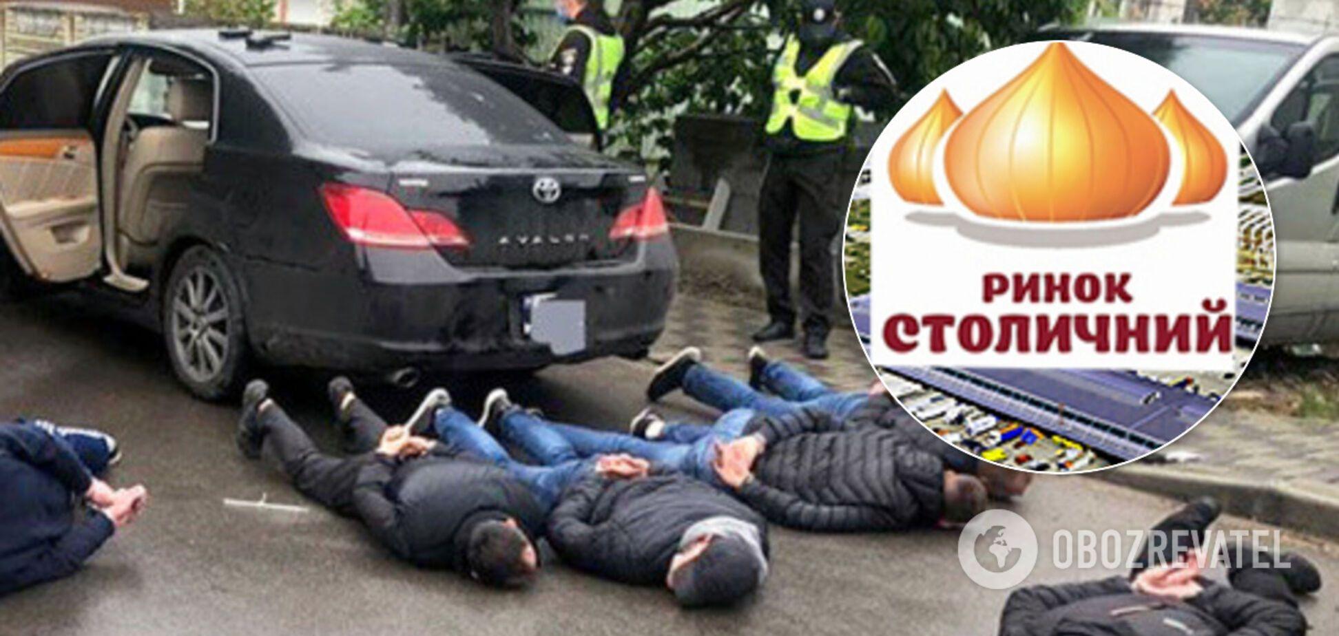 Перестрілка в Броварах: керівництво ринку 'Столичний' відповіло на звинувачення